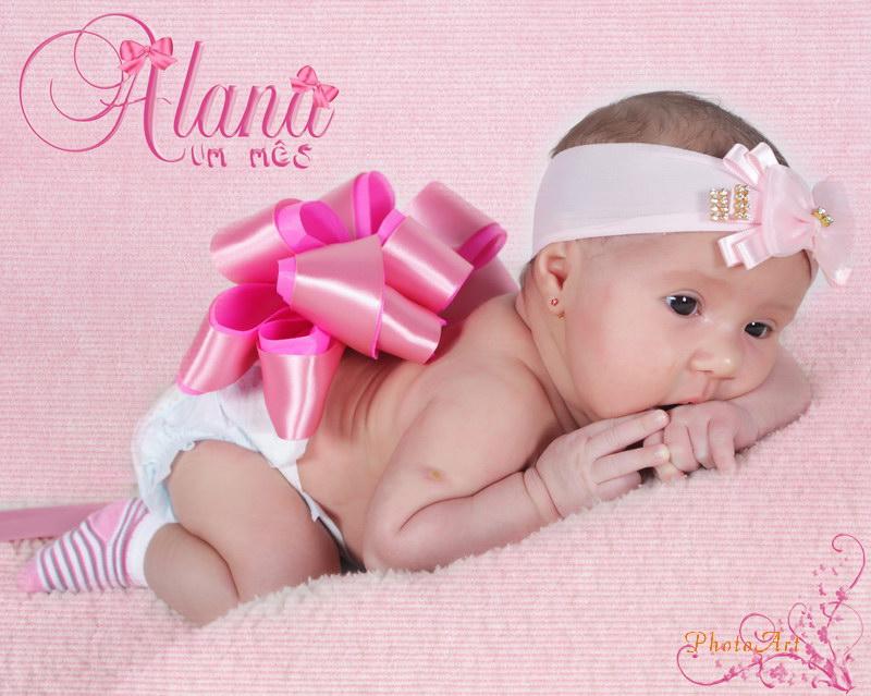 Favoritos Acompanhamento de bebê| Alana (Mirela) 1 Mês UR49